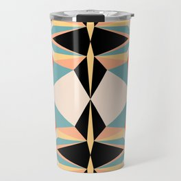 abstract geometric design for your creativity    Travel Mug