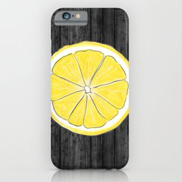 FRESH SQUEEZED! iPhone Case
