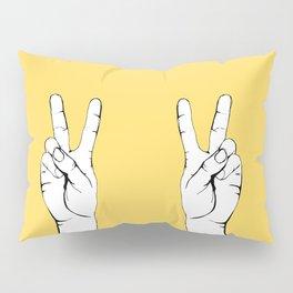 Peace I Pillow Sham