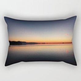 Meet me here Rectangular Pillow