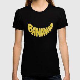 Type' O Banana T-shirt