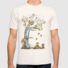 I Hear Music in Everything Natural Mens Fitted Tee SMALL
