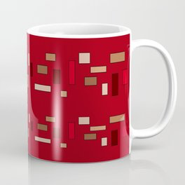 A Simple Pattern Coffee Mug