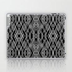 Art Deco Black and White Laptop & iPad Skin