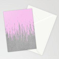 Concrete Fringe Blush Stationery Cards