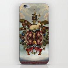 Shanuro iPhone & iPod Skin