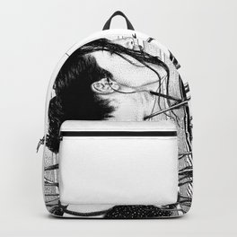 asc 778 - La lione blessée (Love is a killer) Backpack