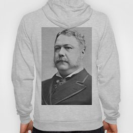 Chester A. Arthur, President of the United States Hoody