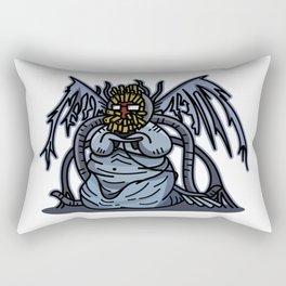 Geek Ebrietas Rectangular Pillow