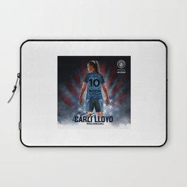 Carli Lloyd Laptop Sleeve
