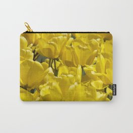 Darwin Hybrid Tulips Carry-All Pouch