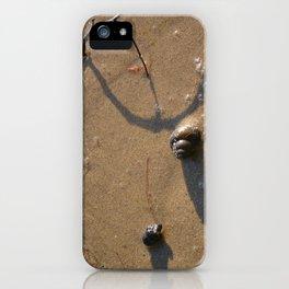 Sand & Serenity iPhone Case