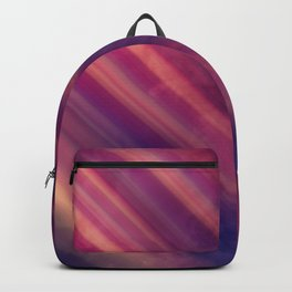 Vibrant Colorful Rays between Clouds 13 Backpack