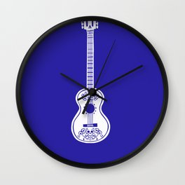 ERNESTO DE LA CRUZ Wall Clock
