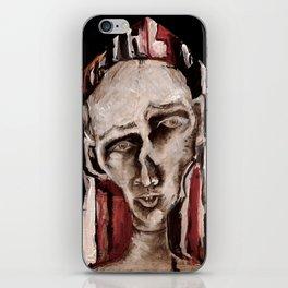 Nosferatu and the Technicolor Ethics Codes iPhone Skin