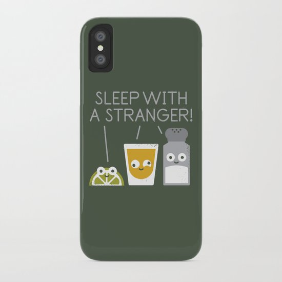 Sublimeinal Message iPhone Case