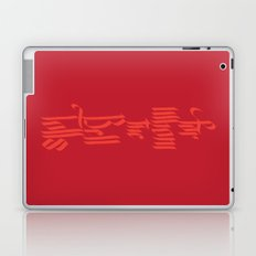 For Whom The Bell Tolls Laptop & iPad Skin