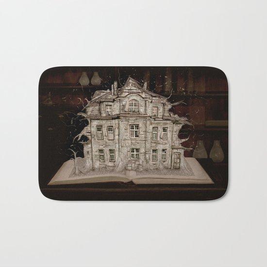 Die Geschichte der Villa... Bath Mat