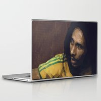 reggae Laptop & iPad Skins featuring Roots Rock Reggae by Miles Monaghan