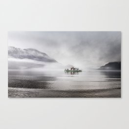 Next Stop Howtown Canvas Print