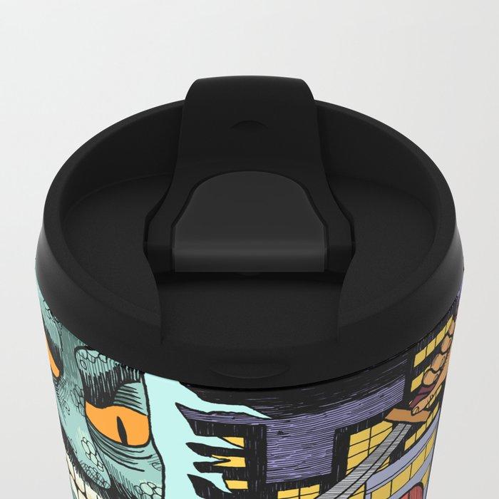 Shinobi Travel Mug