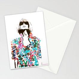 Ultimate Fashion Illustration by MrMAHAFFEY Stationery Cards