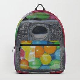 Gumball Machine Backpack