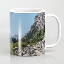 Cascade Canyon, Grand Teton National Park Coffee Mug