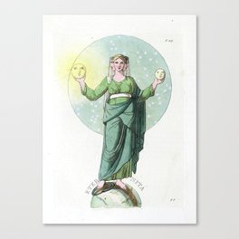 Eternita Canvas Print
