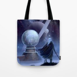 The Temple at the End of Time Tote Bag