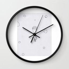 Free Style. Wall Clock