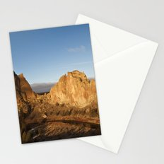 Smith Rock Sunrise II Stationery Cards
