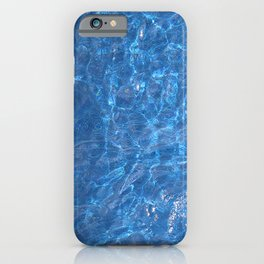 Pool Water iPhone Case