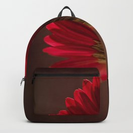 One Gerbera Backpack