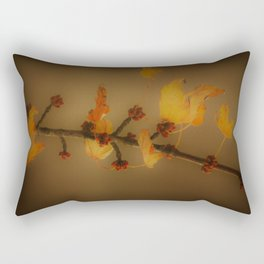 Autumn Colors Rectangular Pillow
