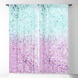 Mermaid Lady Glitter #2 #decor #art #society6 Blackout Curtain
