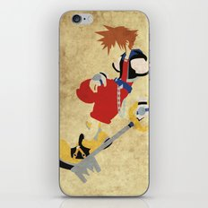 Sora iPhone & iPod Skin