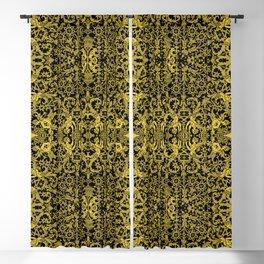 Lace Variation 08 Blackout Curtain