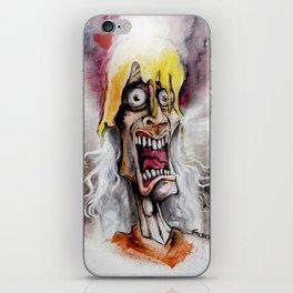 A Golden Cr[OWW!]n iPhone Skin