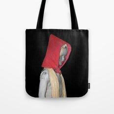 cappuccetto rosso Tote Bag