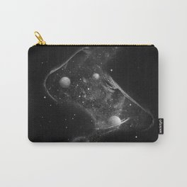 Starry kisses B&W. Carry-All Pouch