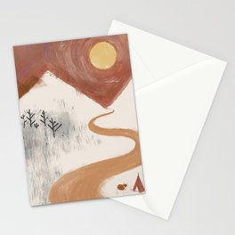 Journey with FOX 1 Stationery Cards