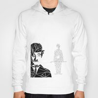 charlie chaplin Hoodies featuring CHAPLIN by ARCHIGRAF
