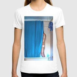 Blue Shower T-shirt