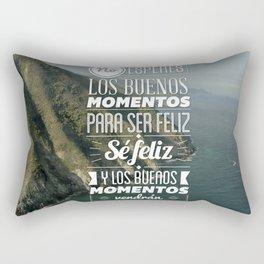 Quotes Rectangular Pillow