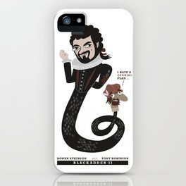 I have a cunning plan... iPhone Case