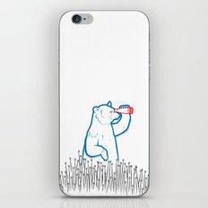 DA BEARS - SEARCHING iPhone Skin