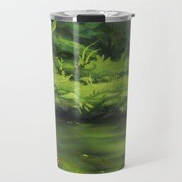 Vegetation Travel Mug