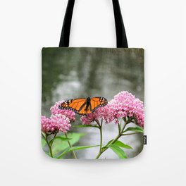 Monarch at Waterford Bend Park 1 Tote Bag