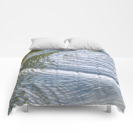 Square Ripples Comforters